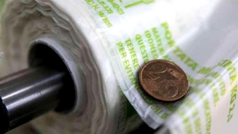 risparmiare sui sacchetti della spesa