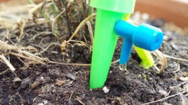coni irrigazione a goccia